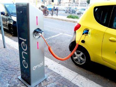 Realizzazione impianti di ricarica veicoli elettrici