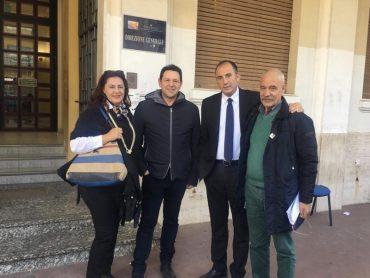 Incontro dei vertici del PD casmeneo con il Commissario ASP Angelo Aliquò sul futuro dell'Ospedale di Comiso