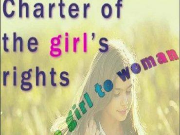 """La """"Nuova Carta dei Diritti della Bambina"""""""