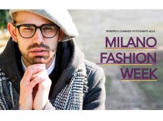 "Il modicano Federico Cannata fotografo alla ""Milano fashion week"""