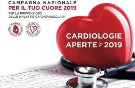 CARDIOLOGIE APERTE per la prevenzione cardiovascolare