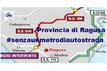 #senzaunmetrodiautostrada, una community per la Ragusa-Catania