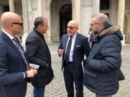 Nello Dipasquale riferisce che per la Ragusa-Catania sembrerebbero superate le criticità