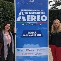 Stefania Campo: serve gestore unico degli aeroporti, a livello territoriale