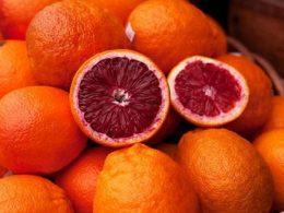 Le arance siciliane in Cina, per via aerea