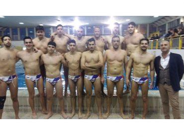 La Polisportiva EREA vince contro Sikelia nel campionato di promozione di pallanuoto