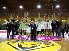Ragusa conquista la seconda Coppa Italia di basket femminile