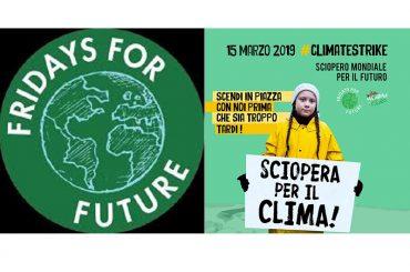 Friday For Future : l'appello di FARE VERDE VITTORIA