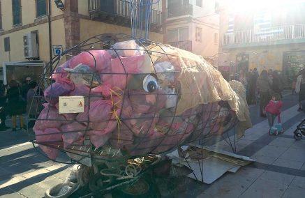 """Il dovuto successo è arrivato per l'iniziativa """"Un mare di plastica"""" a Marina di Ragusa"""