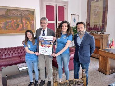 """""""1° Raduno della Nazionale di Pallacanestro Femminile Sorde"""" a Ragusa"""