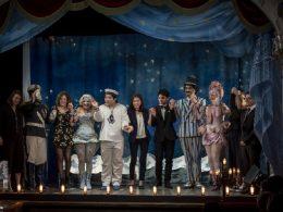 """Scontato assoluto successo per """"L'elisir d'amore"""" di Donizetti al Teatro Donnafugata"""
