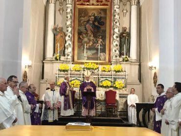 Riaperta al culto la Chiesa Madre ii Monterosso Almo