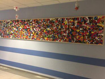 """La pediatria del """"Guzzardi"""" di Vittoria si colora grazie al dono del Rotary Club di Comiso"""