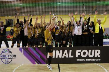 Calcio a cinque serie A-2 femminile: la Virtus Ragusa vince la Coppa Italia
