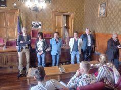 Visita al Comune di alunni e docenti delle scuole europee