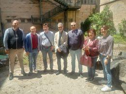 Adeguamento di parte dei locali dell'edificio scolastico di piazza Carmine