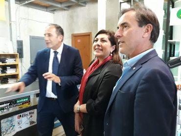 Continua il tour elettorale, nel ragusano, di Michela Giuffrida, accompagnata da Nello Dipasquale