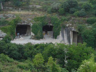 Valorizzazione della Ragusa sotterranea e delle cave