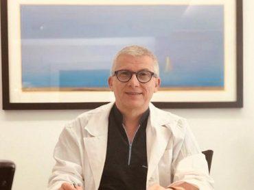 Il dr. Nunzio Belluardo direttore incaricato della Gastroenterologia di Vittoria