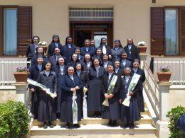 Eletto il Consiglio Generale dell' Istituto delle Suore del Sacro Cuore di Ragusa