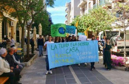 Dichiarare lo stato di emergenza climatica e ambientale a Ragusa