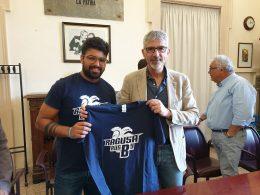 Il Ragusa Rugby ricevuto a Palazzo dell'Aquila