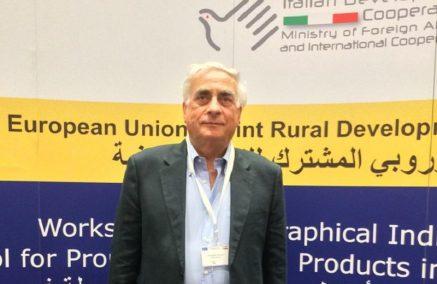 Il Consorzio di Tutela dell'olio Extravergine di Oliva DOP Monti Iblei modello in Egitto