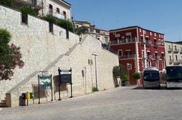 """Gianni Iurato: """"Scale mobili per facilitare l'accesso nei centri storici"""""""