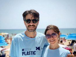 Il 'Percorso delle Tre Torri' pulito da plastica e rifiuti