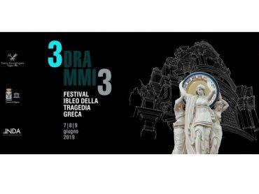Quarta edizione di 3DRAMMI3, festival ibleo della tragedia greca