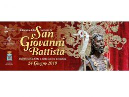 Celebrazioni per la Natività di San Giovanni Battista, Santo Patrono della Città e della Diocesi di Ragusa