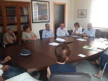 Confronto fra la Direzione Strategica ASP e il Comitato Consultivo Aziendale