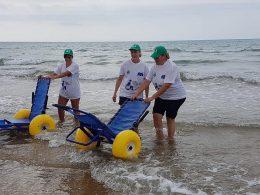 Mare senza frontiere: primo giorno con poco sole ma tanto entusiasmo