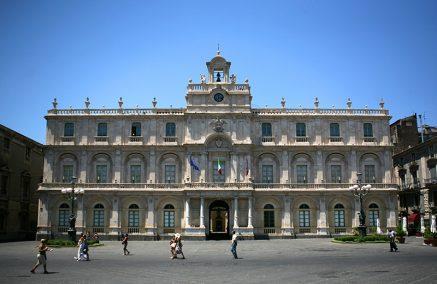Il primo cittadino si congratula ed augura buon lavoro al neo Rettore dell'Università di Catania, Francesco Priolo