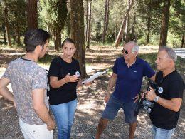 A Monterosso Almo le riprese di un cortometraggio sul Barone di Canalazzo