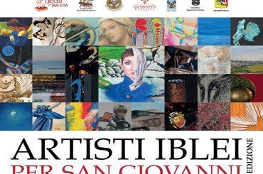 """10ª Edizione della collettiva """"Artisti Iblei per San Giovanni"""""""