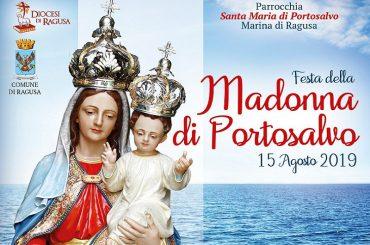 A Marina di Ragusa, i festeggiamenti in onore di Maria SS di Portosalvo