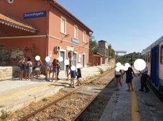 Il Sindaco Cassì rinnova l'invito a utilizzare il treno come mezzo di trasporto