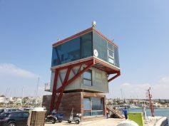 Giovanni Iacono ottiene la torre di controllo del Porto Turistico per il Presidio di sicurezza della Protezione Civile