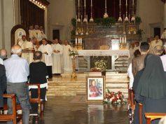 Le spoglie del venerabile monsignor Giovanni Jacono a Caltanissetta
