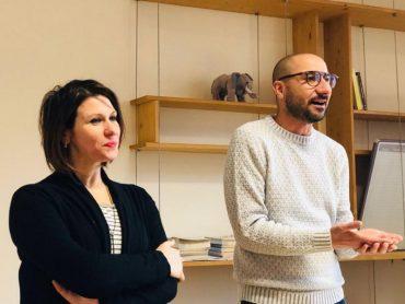 """""""Io mi muovo sostenibile"""", iniziativa dei 5 Stelle Stefania Campo e Francesco Cappello a Marina di Ragusa"""