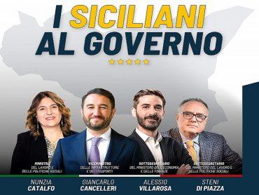 Marcello Medica esprime la soddisfazione per Cancelleri viceministro e per i siciliani al governo