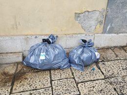 La 5 Stelle Federico propone soluzioni inaccettabili per debellare il fenomeno dell'abbandono indiscriminato di rifiuti per le strade