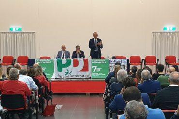 L'Assemblea provinciale del Partito Democratico acclama Gigi Bellassai Presidente