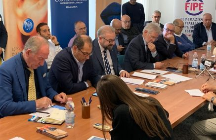 La nuova ConfCommercio presentata dal Presidente Provinciale Gianluca Manenti