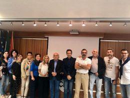 I restauratori della Cna territoriale di Ragusa a confronto con il soprintendente Giorgio Battaglia