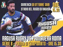 """Il Ragusa Rugby alla """"prima"""" di Serie B"""