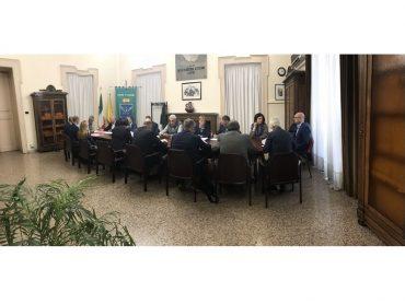 Conferenza dei Sindaci per il nuovo Atto Aziendale ASP