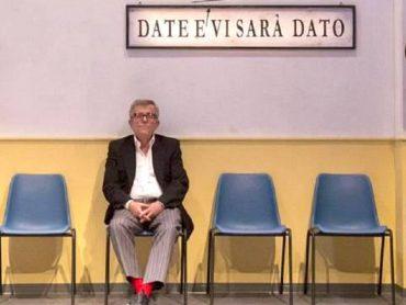 Maurizio Micheli apre la stagione al Teatro Donnafugata di Ragusa Ibla