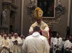Vincenzo Guastella ordinato diacono nel quarto anniversario dell'ingresso in Diocesi di monsignor Carmelo Cuttitta